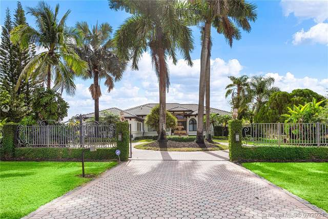 155 NW 132nd Ave, Miami, FL 33182 (MLS #A11065576) :: The Pearl Realty Group