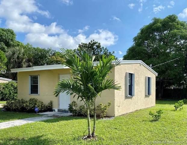 1552 NW 6th Ave, Pompano Beach, FL 33060 (MLS #A11065612) :: Vigny Arduz | RE/MAX Advance Realty