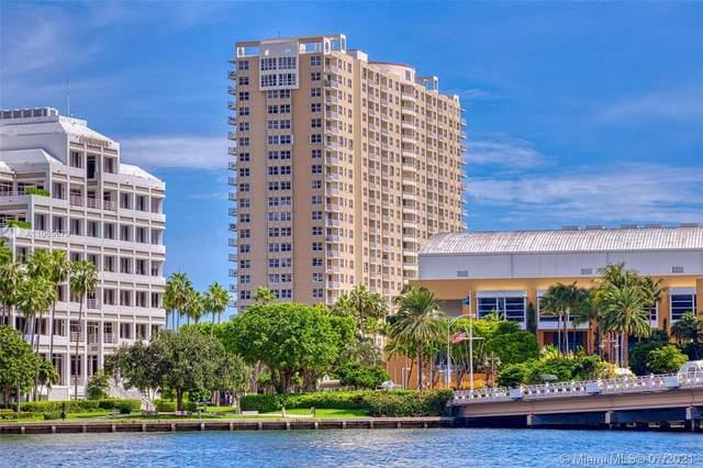 770 Claughton Island Dr #806, Miami, FL 33131 (#A11065679) :: Dalton Wade