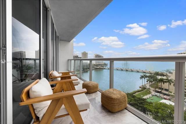 495 Brickell Ave #1203, Miami, FL 33131 (MLS #A11065692) :: Castelli Real Estate Services