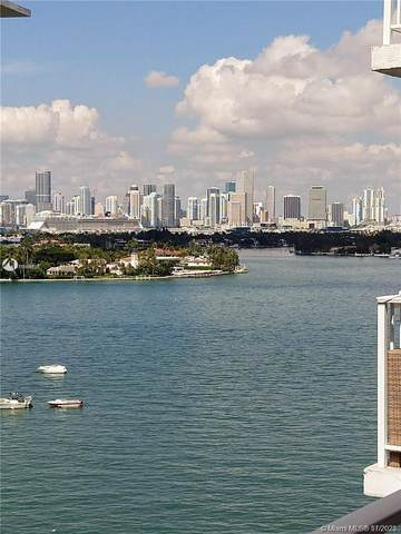 1228 West Ave #1413, Miami Beach, FL 33139 (MLS #A11065707) :: Carole Smith Real Estate Team