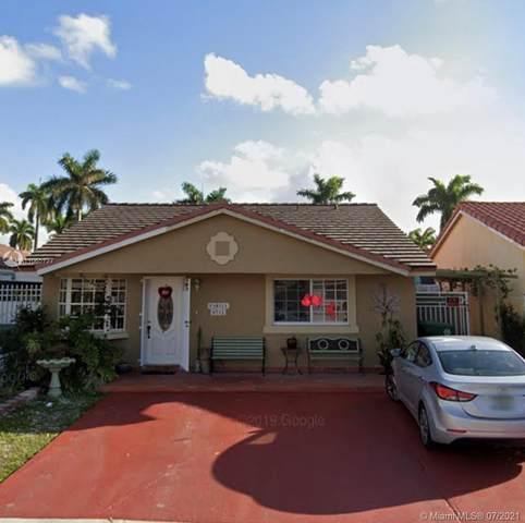 8752 NW 116th Ter, Hialeah Gardens, FL 33018 (MLS #A11065727) :: Prestige Realty Group