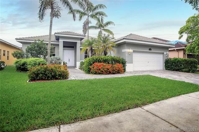 1629 Blue Jay Cir, Weston, FL 33327 (MLS #A11065777) :: Jo-Ann Forster Team
