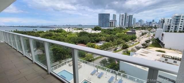 4250 Biscayne Blvd #1118, Miami, FL 33137 (MLS #A11065792) :: The MPH Team