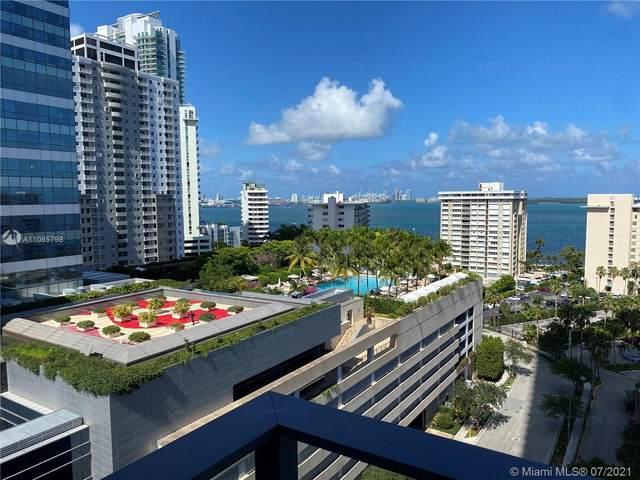 1451 Brickell Ave #1201, Miami, FL 33131 (MLS #A11065798) :: The MPH Team