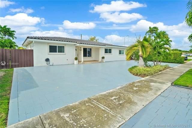 8630 SW 42nd Ter, Miami, FL 33155 (MLS #A11065891) :: Team Citron