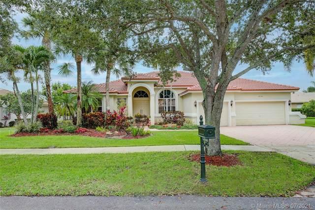12950 Country Glen Dr, Cooper City, FL 33330 (MLS #A11065907) :: Jo-Ann Forster Team
