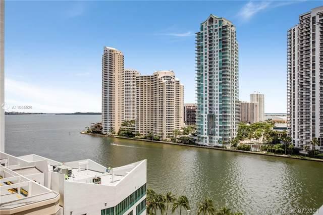 300 S Biscayne Blvd L-1232, Miami, FL 33131 (MLS #A11065926) :: Castelli Real Estate Services