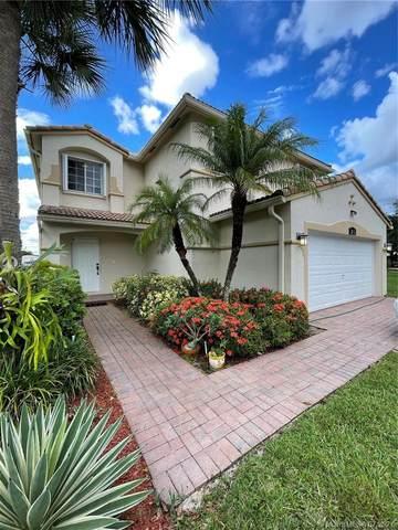 12465 SW 47th St, Miramar, FL 33027 (MLS #A11066019) :: Prestige Realty Group