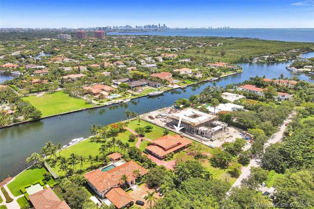 401 Leucadendra Dr, Coral Gables, FL 33156 (MLS #A11066090) :: The Howland Group