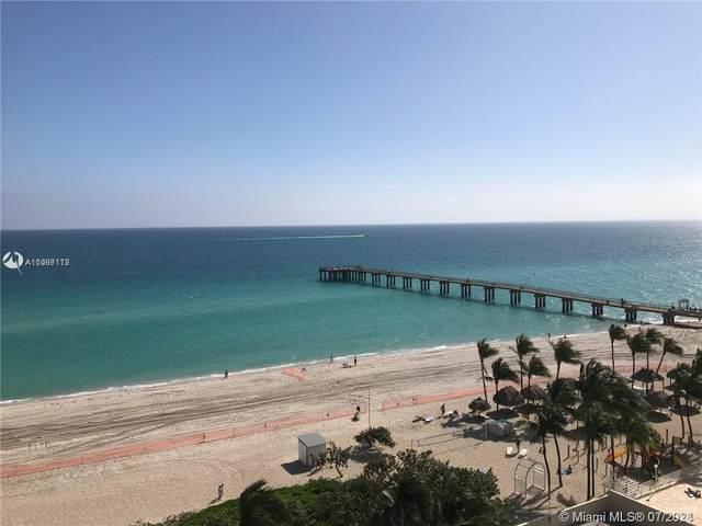 16711 Collins Ave #1005, Sunny Isles Beach, FL 33160 (MLS #A11066112) :: GK Realty Group LLC