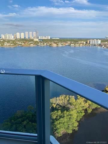 17111 Biscayne Blvd #1808, North Miami Beach, FL 33160 (#A11066114) :: Dalton Wade