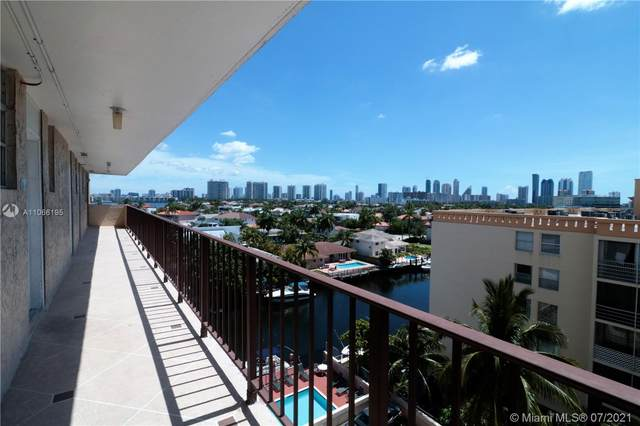2903 NE 163rd St #707, North Miami Beach, FL 33160 (MLS #A11066195) :: Onepath Realty - The Luis Andrew Group