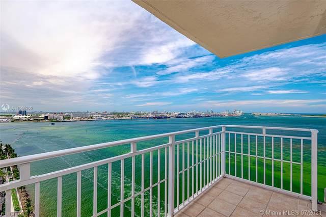 770 Claughton Island Dr Ph-15, Miami, FL 33131 (#A11066200) :: Dalton Wade