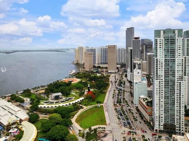 244 Biscayne Blvd #2905, Miami, FL 33132 (MLS #A11066397) :: Patty Accorto Team