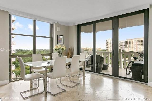 1121 Crandon Blvd F706, Key Biscayne, FL 33149 (MLS #A11066401) :: Green Realty Properties