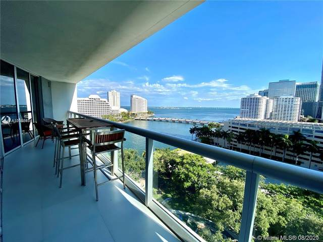495 Brickell Ave #1205, Miami, FL 33131 (MLS #A11066404) :: Prestige Realty Group