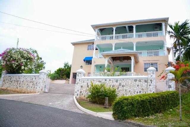 2 Ocean Ridge, Saint Mary, Ocean Ridge Jamaica, JA  (MLS #A11066487) :: Equity Advisor Team