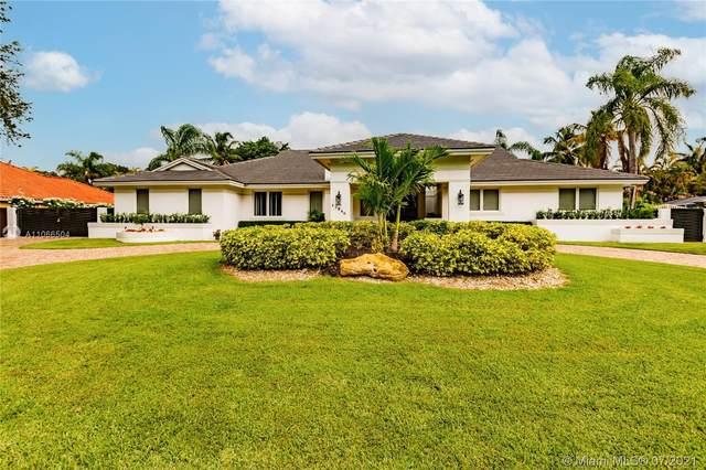 17940 SW 83rd Ave, Palmetto Bay, FL 33157 (MLS #A11066504) :: Team Citron