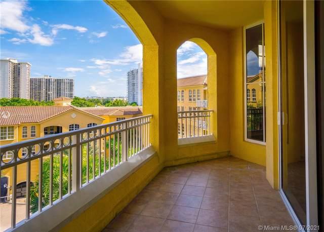 3001 NE 185th St #612, Aventura, FL 33180 (MLS #A11066609) :: ONE Sotheby's International Realty
