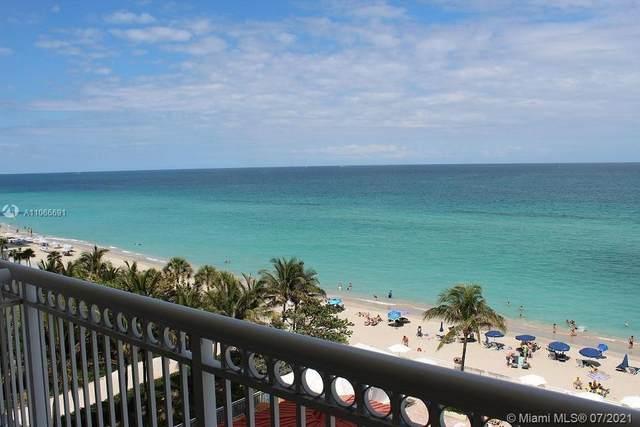 19201 Collins Ave #947, Sunny Isles Beach, FL 33160 (#A11066691) :: Dalton Wade