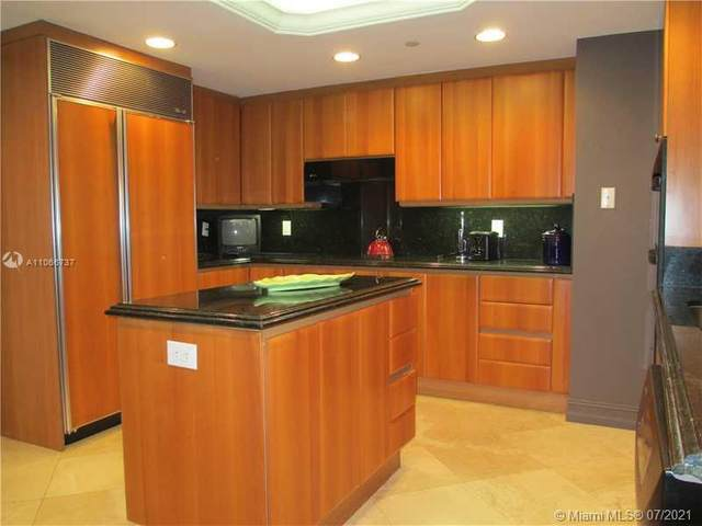 9595 Collins Ave N7-G, Surfside, FL 33154 (#A11066737) :: Posh Properties