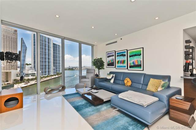 465 Brickell Ave #1102, Miami, FL 33131 (MLS #A11066760) :: The Howland Group
