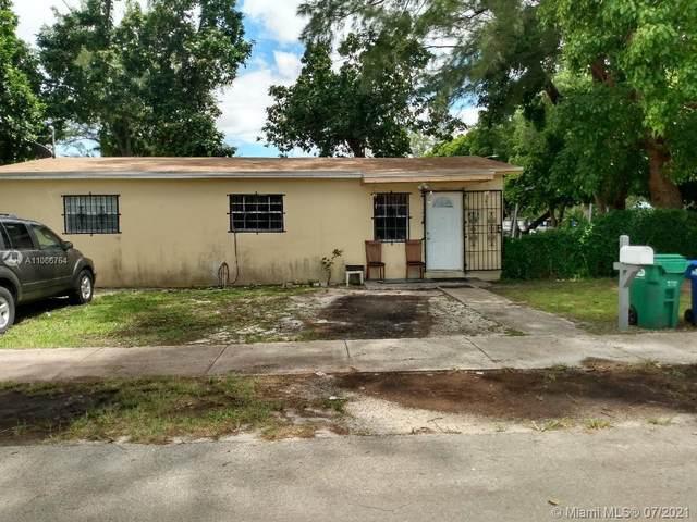 2320 NW 68th St, Miami, FL 33147 (MLS #A11066764) :: Team Citron