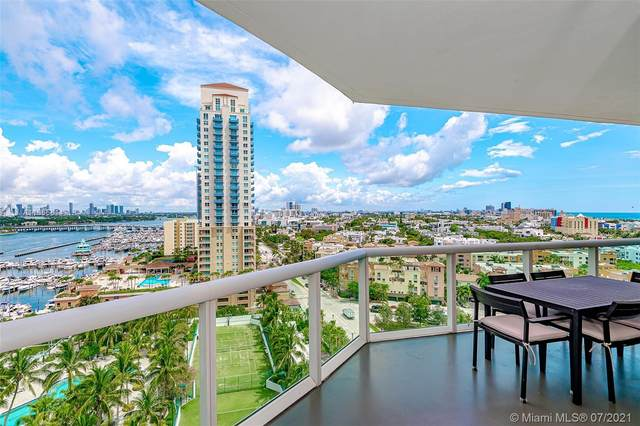 1000 S Pointe Dr #1508, Miami Beach, FL 33139 (#A11066814) :: Dalton Wade
