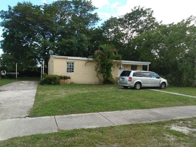 1800 NW 127th St, Miami, FL 33167 (MLS #A11066820) :: Team Citron
