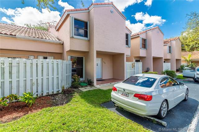 11820 SW 80th St #312, Miami, FL 33183 (MLS #A11066877) :: Onepath Realty - The Luis Andrew Group