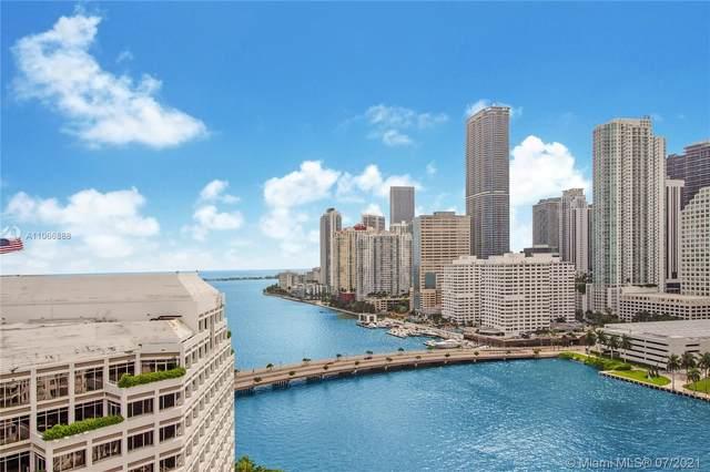 701 Brickell Key Blvd #2110, Miami, FL 33131 (MLS #A11066888) :: GK Realty Group LLC