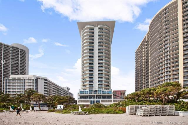 17315 Collins Ave #2206, Sunny Isles Beach, FL 33160 (MLS #A11066903) :: Equity Advisor Team