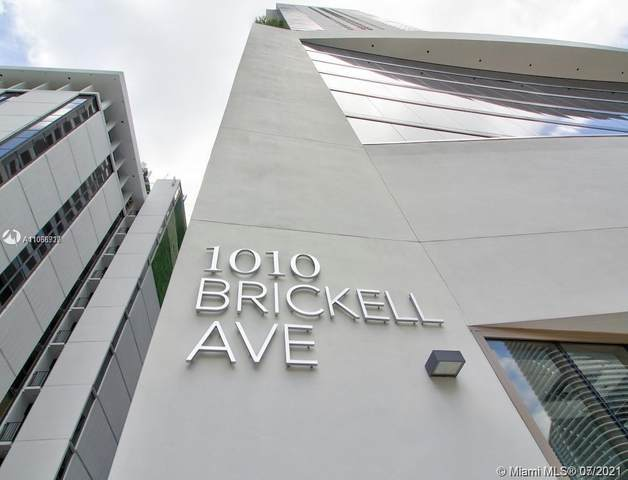 1010 Brickell Ave #4311, Miami, FL 33131 (MLS #A11066927) :: The Howland Group