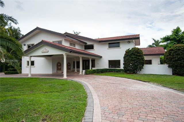 12230 SW 46th St, Miami, FL 33175 (MLS #A11067083) :: The Howland Group