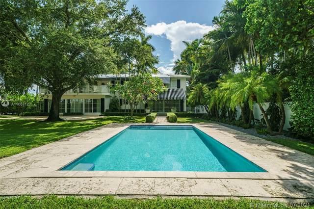 6605 Pinetree Ln, Miami Beach, FL 33141 (MLS #A11067122) :: Team Citron