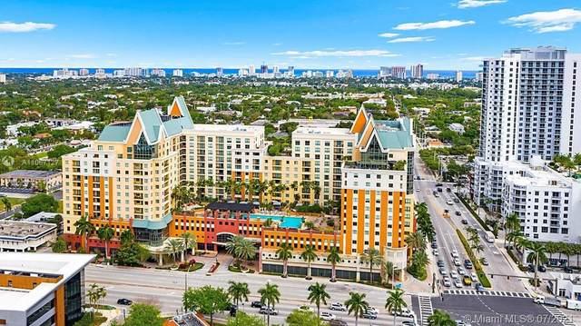 100 N Federal Hwy #622, Fort Lauderdale, FL 33301 (#A11067127) :: Dalton Wade