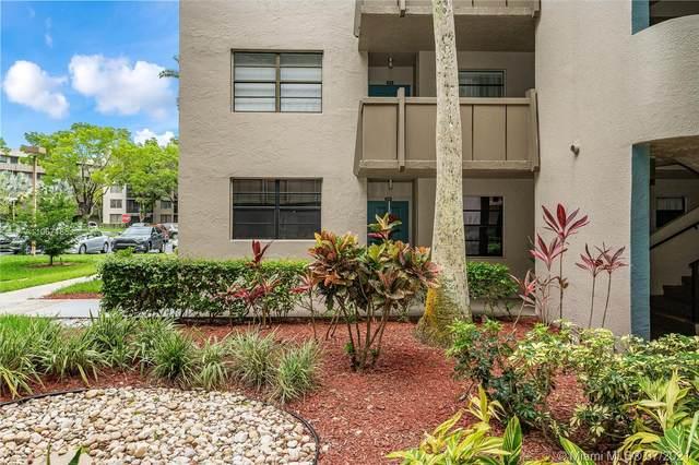 1001 Colony Point Cir #115, Pembroke Pines, FL 33026 (MLS #A11067185) :: Dalton Wade Real Estate Group
