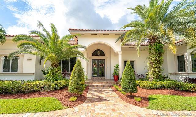 6990 SW 90th St, Pinecrest, FL 33156 (MLS #A11067255) :: Equity Realty