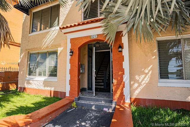 321 SW 9th Ave, Miami, FL 33130 (MLS #A11067280) :: Green Realty Properties