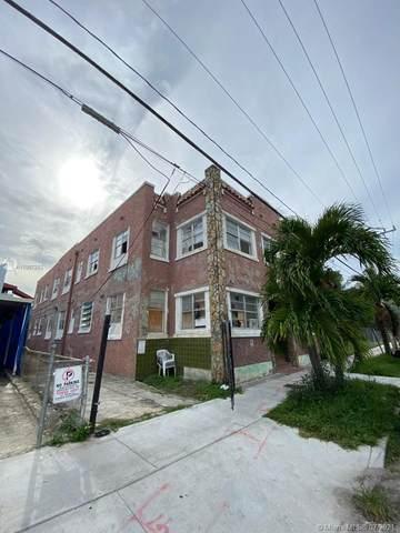 120 NW 7th Ave, Miami, FL 33128 (MLS #A11067282) :: The MPH Team