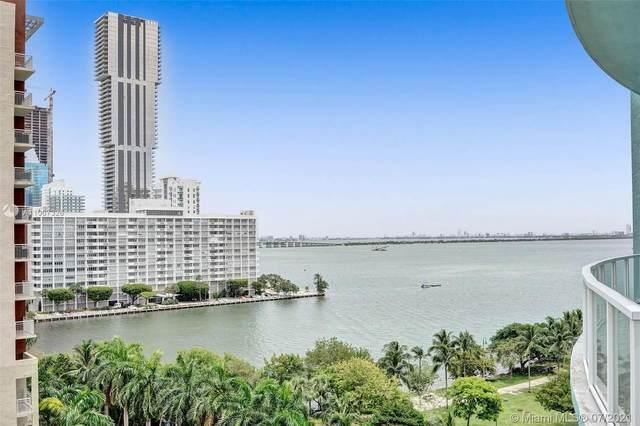1900 N Bayshore Dr #1010, Miami, FL 33132 (MLS #A11067326) :: Castelli Real Estate Services