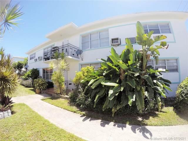 809 85th St, Miami Beach, FL 33141 (MLS #A11067442) :: Castelli Real Estate Services