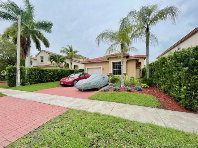 1279 NW 192nd Terrace, Pembroke Pines, FL 33029 (MLS #A11067512) :: The Teri Arbogast Team at Keller Williams Partners SW
