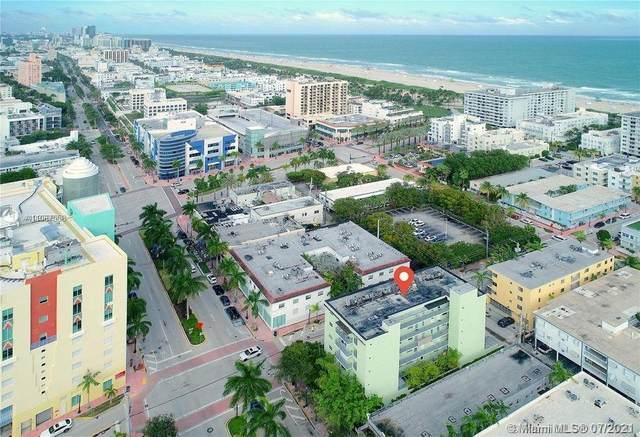 363 Washington Ave #62, Miami Beach, FL 33139 (MLS #A11067558) :: Green Realty Properties