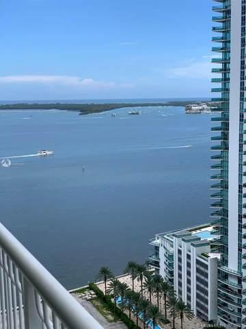 1200 Brickell Bay Dr #2809, Miami, FL 33131 (MLS #A11067593) :: Berkshire Hathaway HomeServices EWM Realty