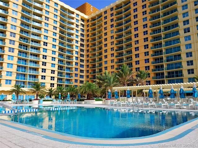 2501 S Ocean Dr #1001, Hollywood, FL 33019 (MLS #A11067675) :: Berkshire Hathaway HomeServices EWM Realty