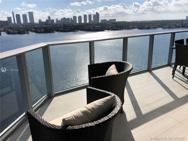 17301 Biscayne Blvd #1710, Aventura, FL 33160 (MLS #A11067683) :: Castelli Real Estate Services