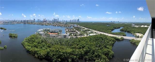 16385 Biscayne Blvd #3118, North Miami Beach, FL 33160 (#A11067697) :: Dalton Wade