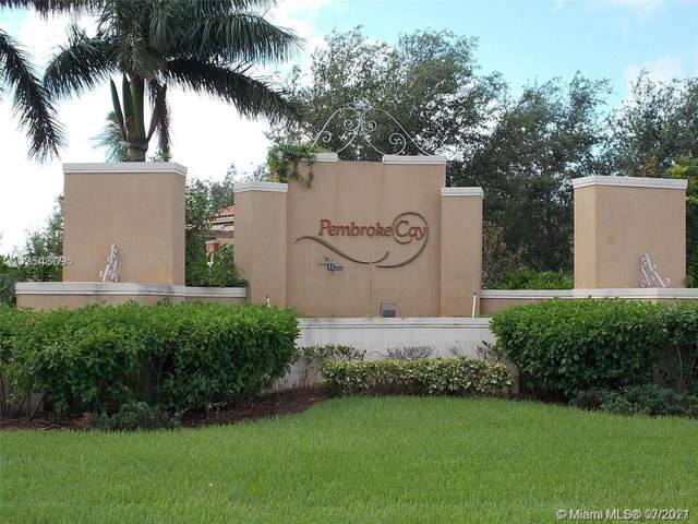 1044 SW 143rd Ave #2506, Pembroke Pines, FL 33027 (MLS #A11067705) :: The Howland Group